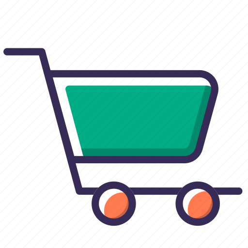 bag, basket, cart, ecommerce, sale, shopping, trolley icon