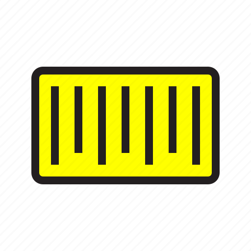 barcode, ecommerce, filled, price, scan, shopping, tag icon