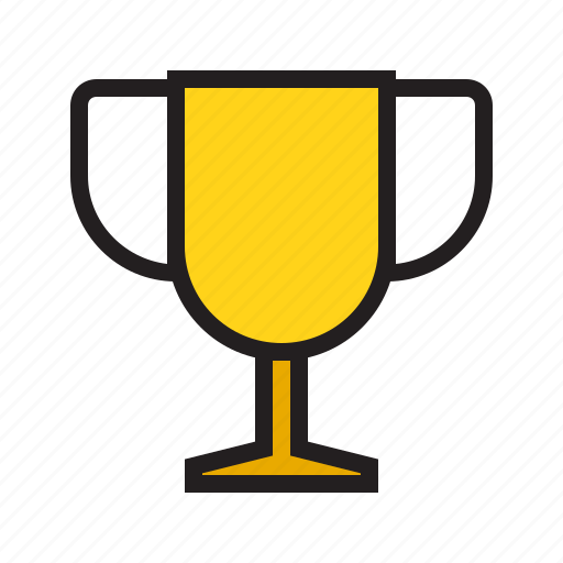 best, champion, ecommerce, filled, high, rate, trophy icon