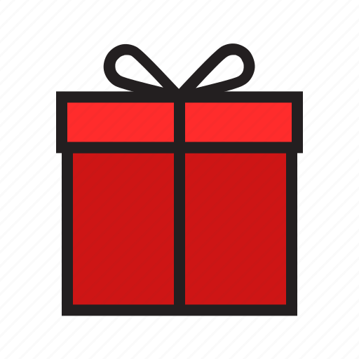 box, discount, ecommerce, filled, free, gift, sale icon