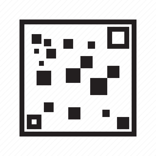 code, ecommerce, filled, price, qr, scan, tag icon