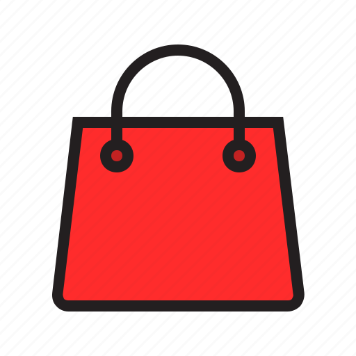 bag, buy, ecommerce, filled, product, sale, shopping icon