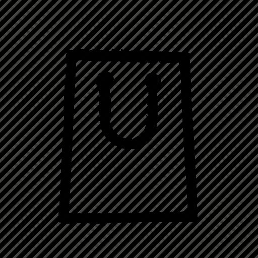 bag, commerce, e, market, product, shopping icon