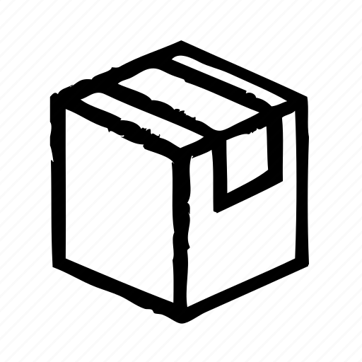 box, commerce, e, package, shipping, shopping icon