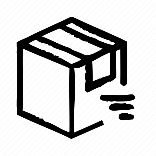 commerce, e, express, package, shipping, shopping icon