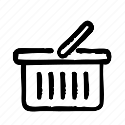 basket, cart, commerce, e, sell, shoping, shopping icon
