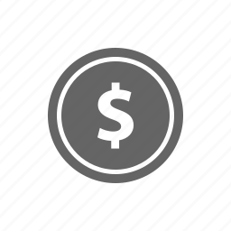 coin, currency, dollar, finance, money, payment, shopping icon