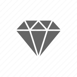 diamond, diamonds, gem, gemstone, jewel, ruby, stone icon