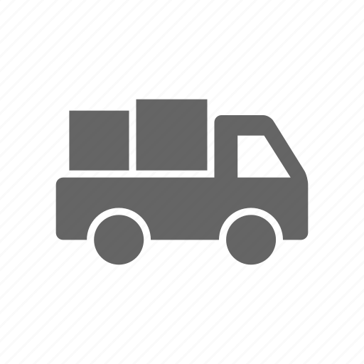 delivery, ecommerce, logistics, shipping, transportation, truck, vehicle icon