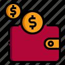 wallet, money, payment, banking, finance, cash, bank
