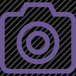 camera, photo icon