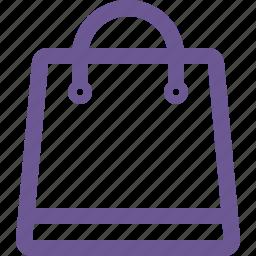 cart, shopping bag icon
