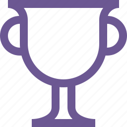 first, first place, trophy icon