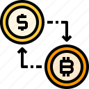 business, coin, currency, economic, finance, financial, money icon