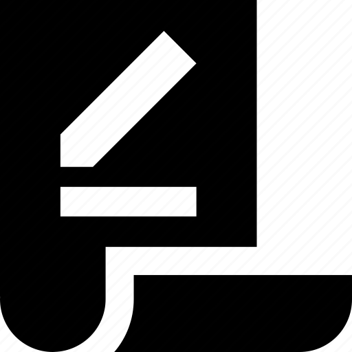 document, dokument, edit, template, write icon