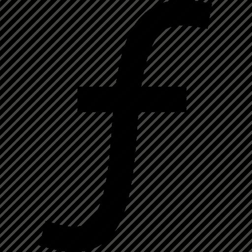 correlation, f, formula, function, math icon