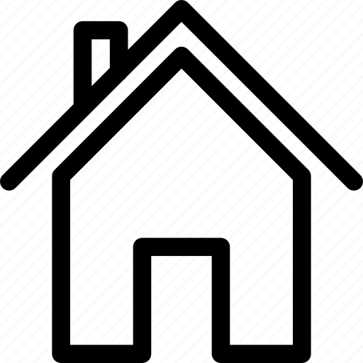 building, home, homepage, house, main icon