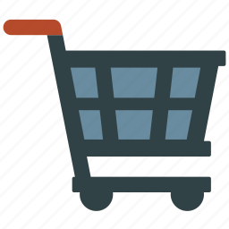 basket, cart, empty, shopping icon