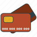 card, cash, credit icon