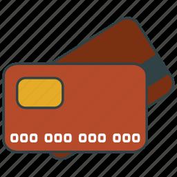 card, cash, credit icon