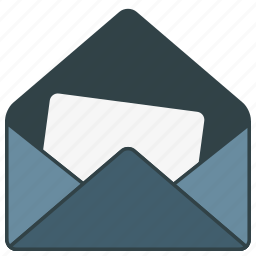 envelope, letter, mail, parlay, post icon