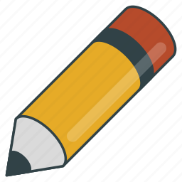 lapis, pencil icon