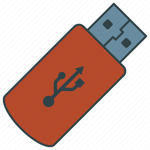memory, pen, usb icon