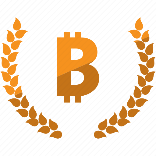 bitcoin, currency, laurel, lauren, money icon