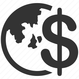 economy, exchange rate, finance, financial, international, world economic, world economy icon