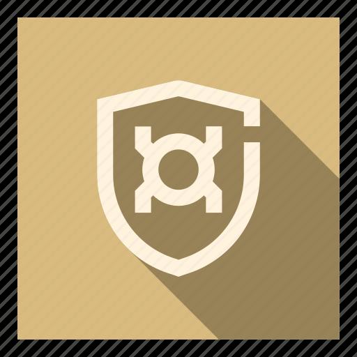 anti, bug, guard, protection, scanner, shield, virus icon