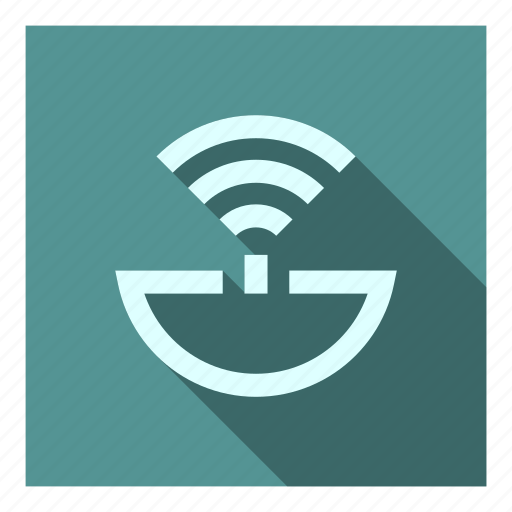 Antenna, broadcast, communications, connection, gps, internet, signal icon - Download on Iconfinder
