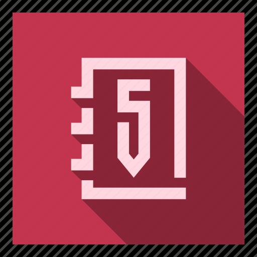 'Edge App UI - Long Shadow 2 0' by Ricardo Ruiz