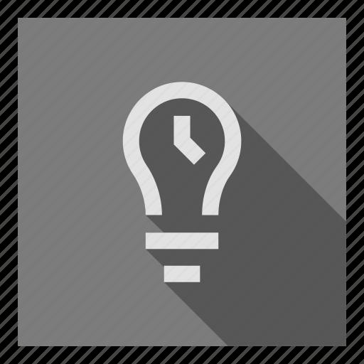 energy, light, saver, screen, screenlight, settings, timer icon