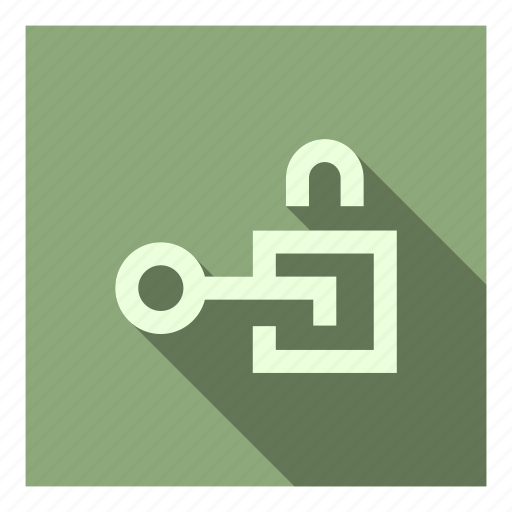 access, allow, encrypt, lock, open, secure, unlock icon