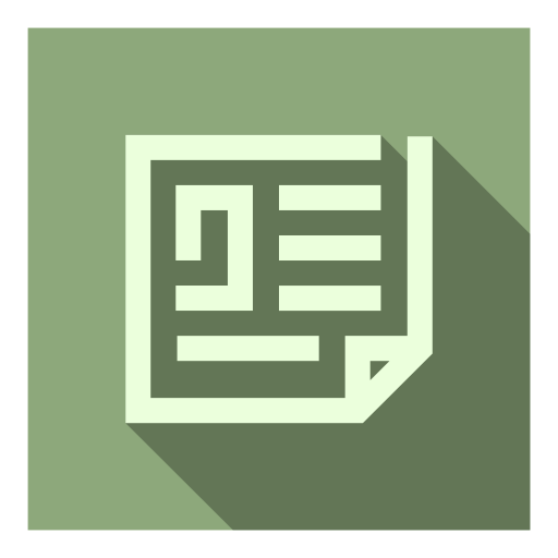 Information, media, news, newspaper, press, today, trends icon - Free download