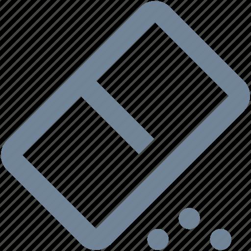 design, editing, eracer, line, tool icon