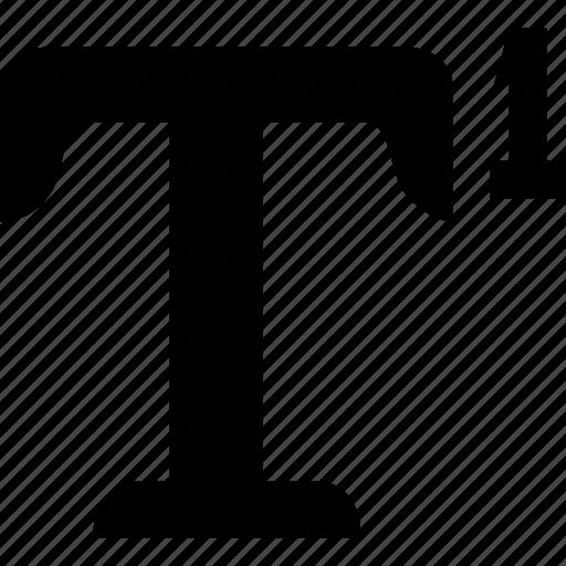 creative, design, editing, superscript, tool, tools icon