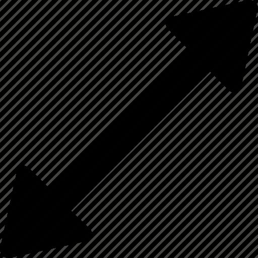 arrow, editing, left, navigation, tools icon
