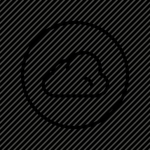 cloud, editor, storage, tools, upload icon