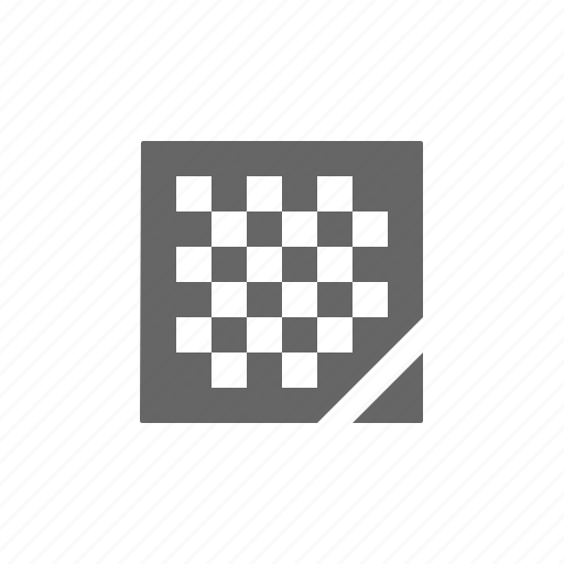 checker, color, design, palette, pattern, swatch, transparent icon