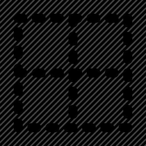 border, edit, editor, no, text icon