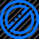 ban, block, editor icon