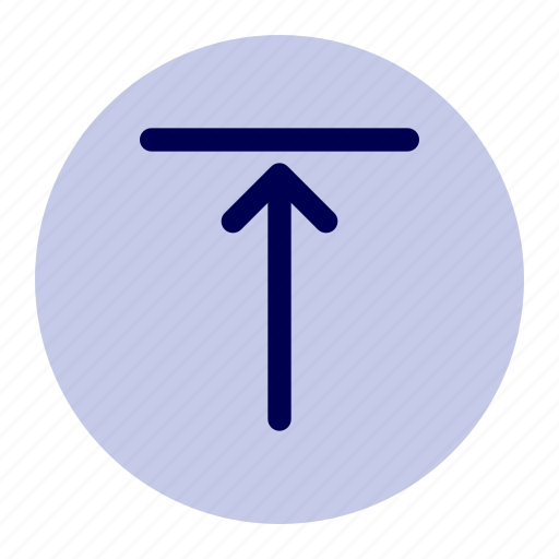 align, edit, text, top, vertical icon