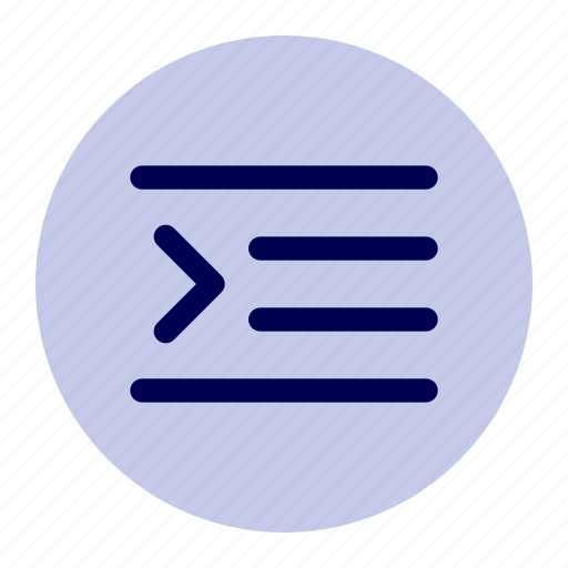 edit, editor, indent, text icon