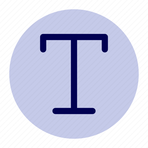 edit, editor, sign, text, type icon