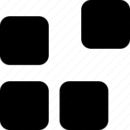 grid, layout, rearrange icon