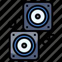 club, loudspeaker, music, musical, party