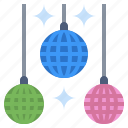 club, disco, music, musical, party icon