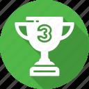 achievement, award, champion, success, trophy, winner icon