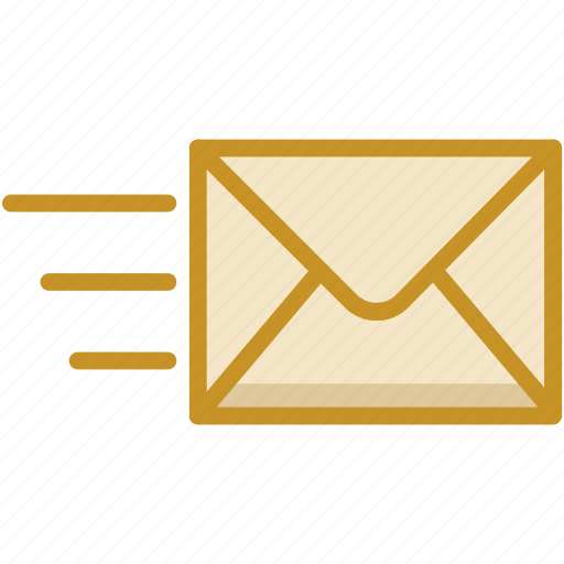 email, inbox, message, sending email, sent email icon